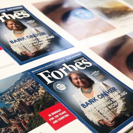 Imprimeur Officiel de FORBES Monaco
